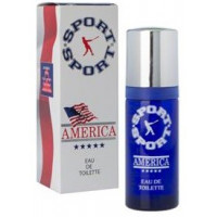 America Sport (Mens 50ml EDT) Milton Lloyd
