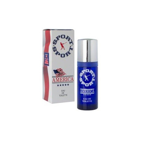 America Sport (Mens 50ml EDT) Milton Lloyd