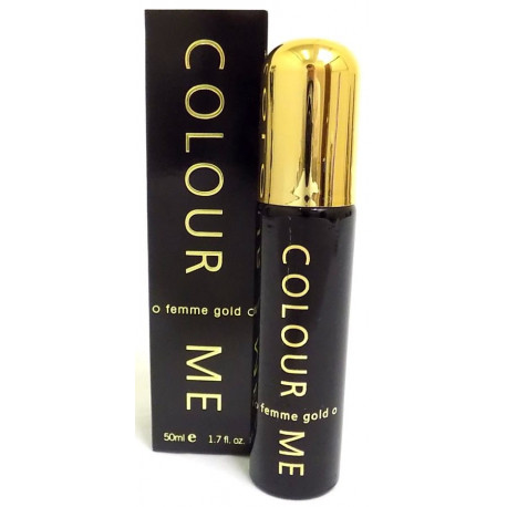 Colour Me Gold (Ladies 50ml PDT) Milton Lloyd