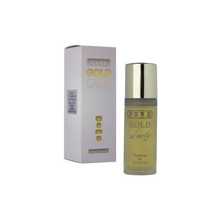 Pure Gold Lady (Ladies 55ml PDT) Milton Lloyd