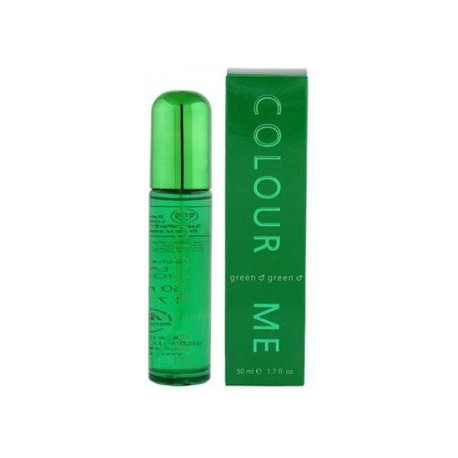 Colour Me Green (Mens 50ml EDT) Milton Lloyd