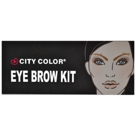 City Color Eye Brow Kit 8,70g