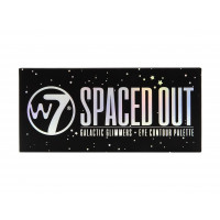 W7 Spaced Out Galactic Glimmers Eye Contour Palette 9.6 g