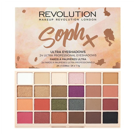 Make Up Revolution Soph X Eyeshadow Palette