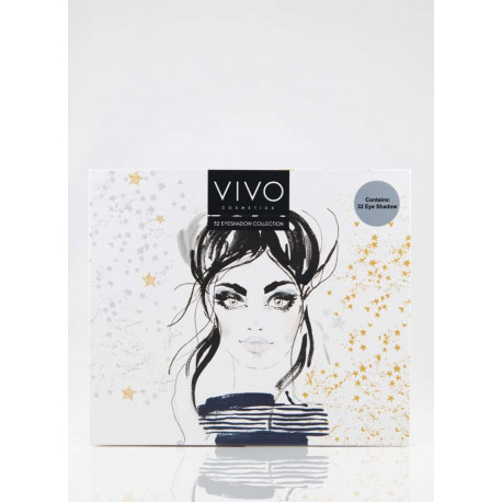 VIVO 32 Eyeshadow Collection