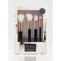 VIVO 4 Piece Brush Set