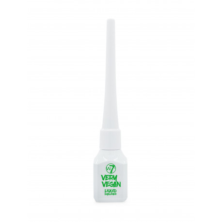 W7 Very Vegan Liquid Eyeliner Very Black 5ml