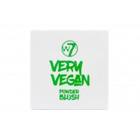 W7 Very Vegan Powder Blush 10g