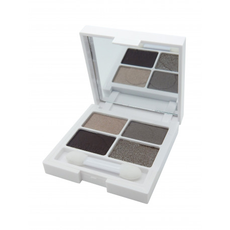 W7 Very Vegan Eyeshadow Quad Warm Winter 6g
