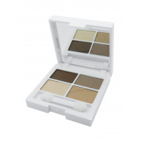 W7 Very Vegan Eyeshadow Quad Summer Sands
