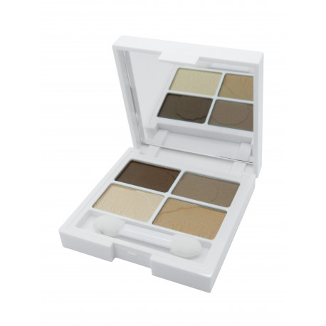 W7 Very Vegan Eyeshadow Quad Summer Sands