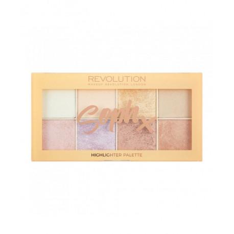Revolution Soph X Highlighter Palette 16g