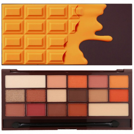 I Heart Makeup I Heart Chocolate - Chocolate Orange 22g