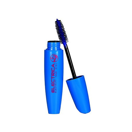 W7 Electrica Mascara, Electric Blue