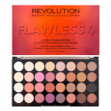 Make Up Revolution Flawless 4 Eyeshadow Palette 20g