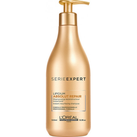 L'Oreal Professionnel Serie Expert Absolut Repair Lipidium Shampoo 500ml