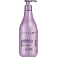 L'Oreal Professionnel Serie Expert Liss Ulimited Shampoo 500 ml