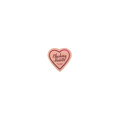 I Heart Revolution Blushing Hearts - Peachy Pink Kisses