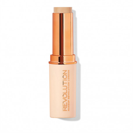 Revolution Fast Base Stick Foundation - F4, 6.2gr