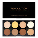 Revolution Ultra Cream Contour Palette 13gr