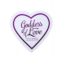 I Heart Revolution Blushing Hearts - Goddess of Love Highlighter 10gr