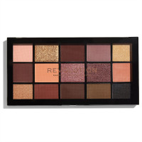Revolution Re-Loaded Palette - Iconic Velvet Rose - 16.5gr