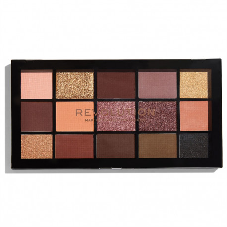 Revolution Re-Loaded Palette - Iconic Velvet Rose - 16.5gr