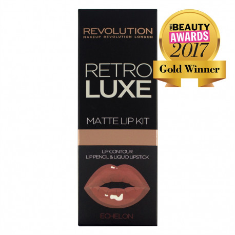Revolution Retro Luxe Kits Matte Echelon