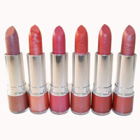 W7 Fashion Lipsticks The Corals