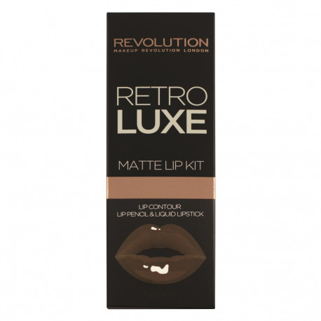 Revolution Retro Luxe Kits Matte Glory