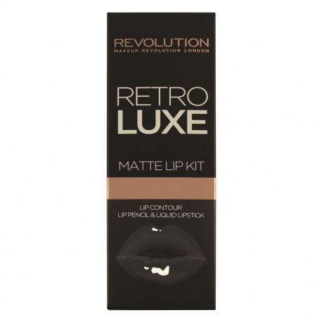 Revolution Retro Luxe Kits Matte Magnificent