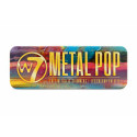 W7 Metal Pop Eyeshadow Palette 15.6gr