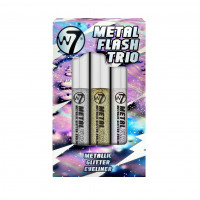 W7 Metal Flash Eyeliner Metal Flash Trio