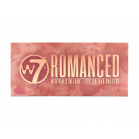 W7 Romanced Eye Colour Palette 9.6gr
