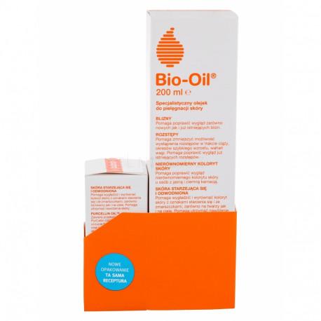 Bio-Oil PurCellin Oil Λάδι για ανάπλαση και σημάδια 200 ml + 25 ml ΔΩΡΟ