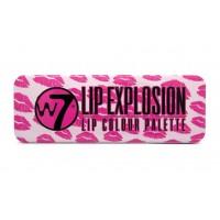 W7 Lip Explosion Palette