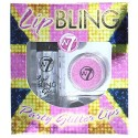 W7 Lip Bling - Pink Kiss 1g + 6ml