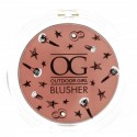 Outdoor Girl Pressed Powder Blusher - Almost Nude
