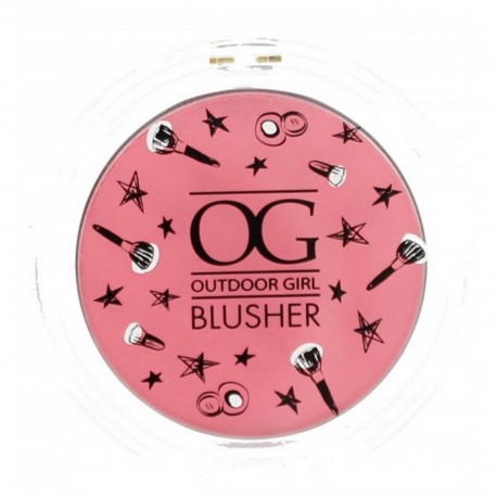 Outdoor Girl Pressed Powder Blusher - It's Mine