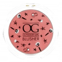 Outdoor Girl Pressed Powder Blusher - Nemesis