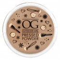 W7 Outdoor Girl Pressed Powder - Translucent 9g
