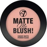 W7 Matte Me Blush - Up Above