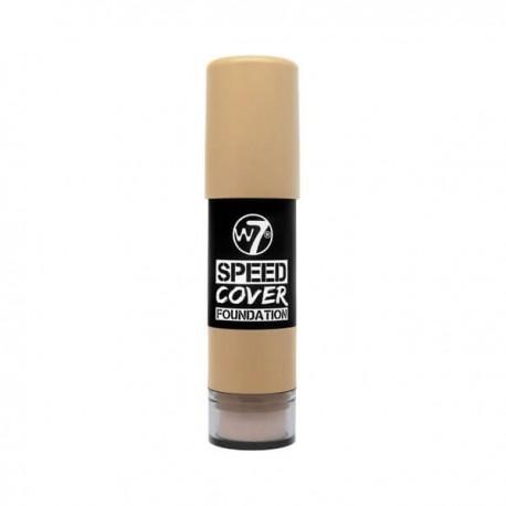 W7 Cosmetics Speed Cover Foundation Fair 4gr
