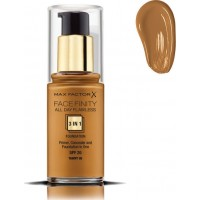 Max Factor Facefinity All Day Flawless 3 In 1 Foundation Tawny 95 30ml SPF20