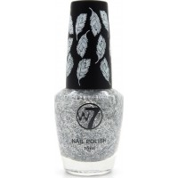 W7 Nail Polish NP50 Burlesque 15ml