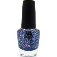 W7 Nail Polish 134 Multi Debris 15ml