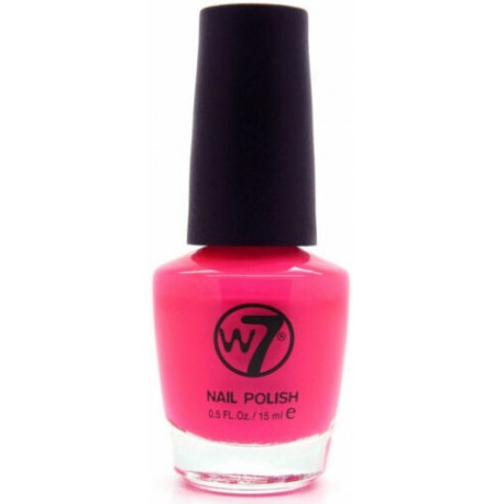 W7 Nail Polish NP(127) Pink Passion