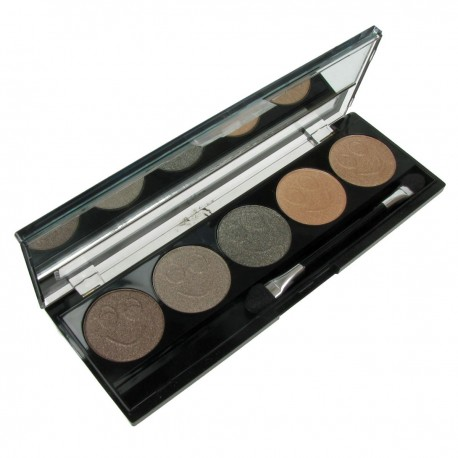 W7 Eyes 5 Piece Eye Shadow Box 1.5g x 5