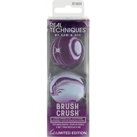 Real Techniques Brush Crush 2 - Cosmic Sponge Duo