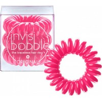 Invisibobble The Traceless Hair Ring λαστιχάκι για τα μαλλιά 3 τεμ Pinking Of You